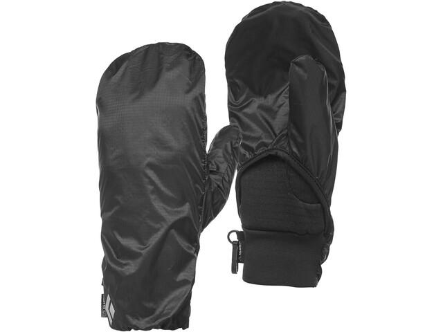 Black Diamond Wind Hood Gridtech Gloves black